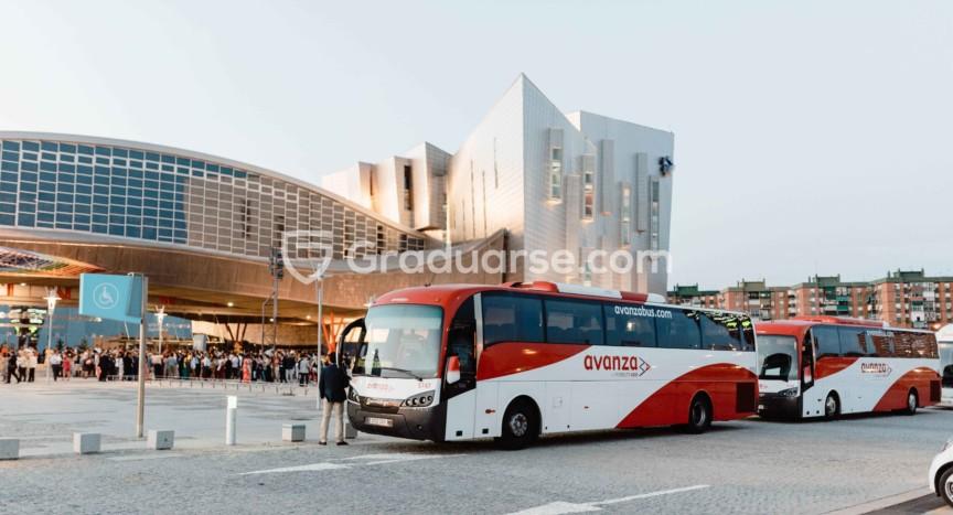 Transporte_Autobús_Proveedor_Graduaciones_Universitarios_Graduarse